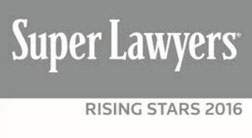 SuperLawyers Rising Stars 2016