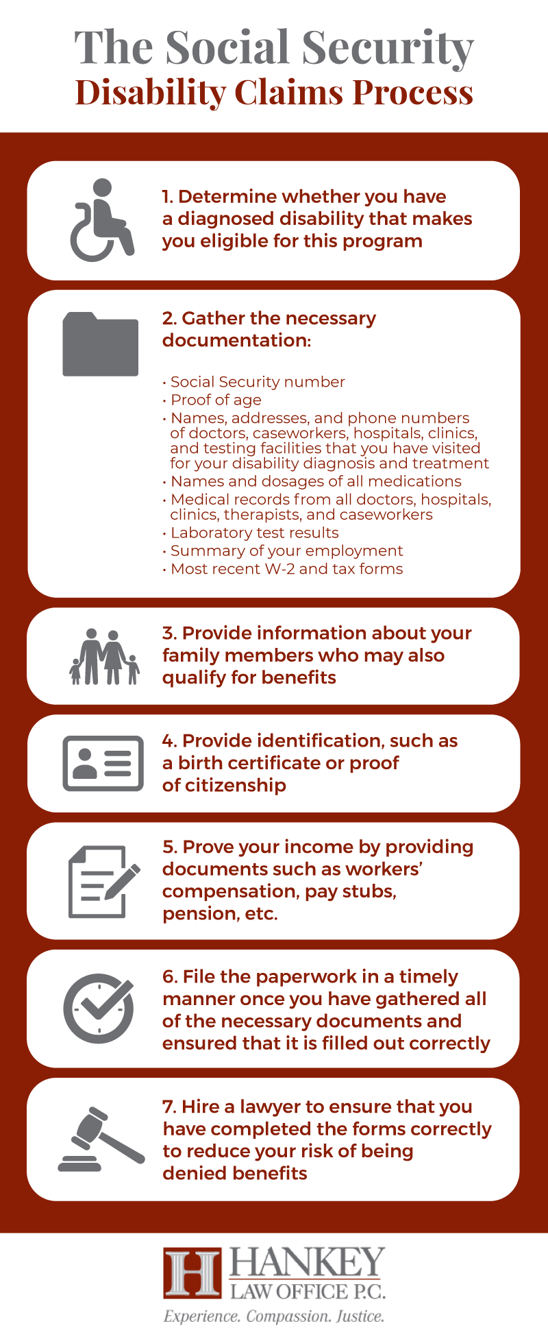 the social security disability claims process